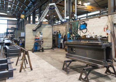 Lavorazione inox -Passanti Costruzioni Meccaniche