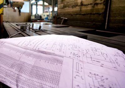 Meccaniche a disegno - Passanti Costruzioni Meccaniche