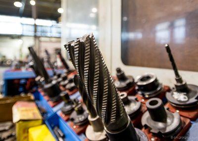 Spirali inox e ferro - Passanti Costruzioni Meccaniche